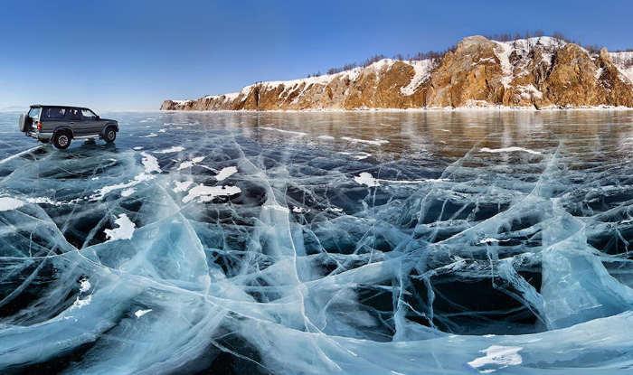 Lago Baikal - viaje transiberiano