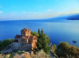 Lago Ohrid - destinos europa baratos