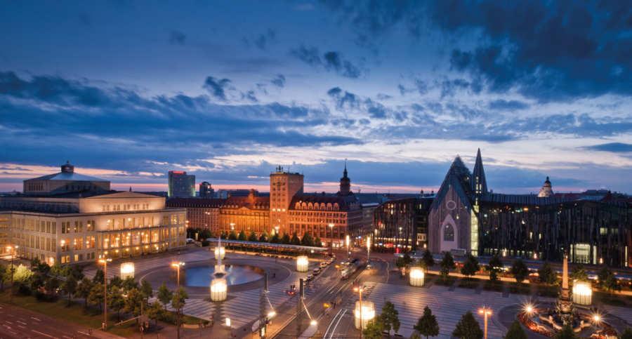 Leipzig - destinos baratos en europa