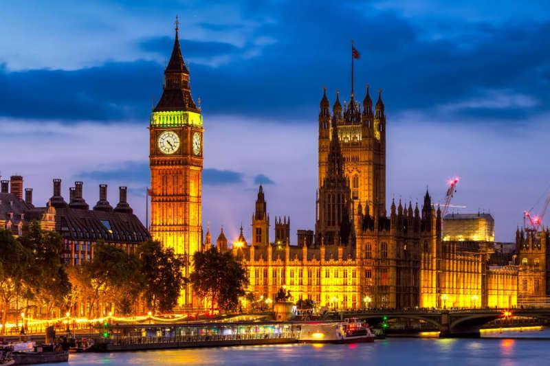 Londres - donde viajar en verano