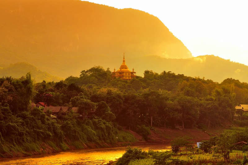 Luang Prabang Laos - ciudades mas bonitas del mundo