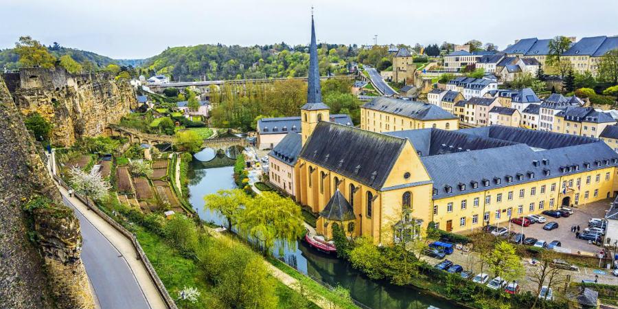 Luxemburgo pib capita