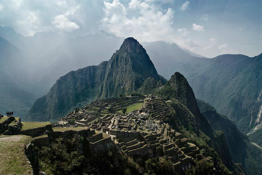 Machu Picchu - paisajes mas bonitos del mundo