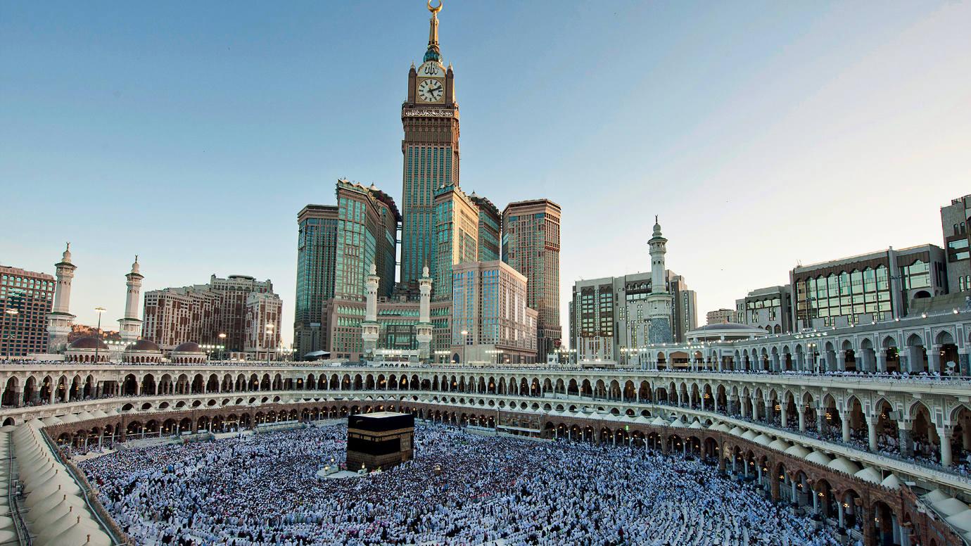 edificios impresionantes Makkah Royal Clock Tower