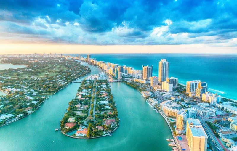 Miami - donde ir de viaje en invierno