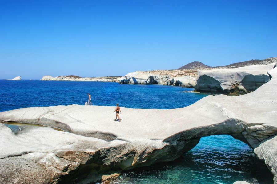 Milos - islas cicladas grecia