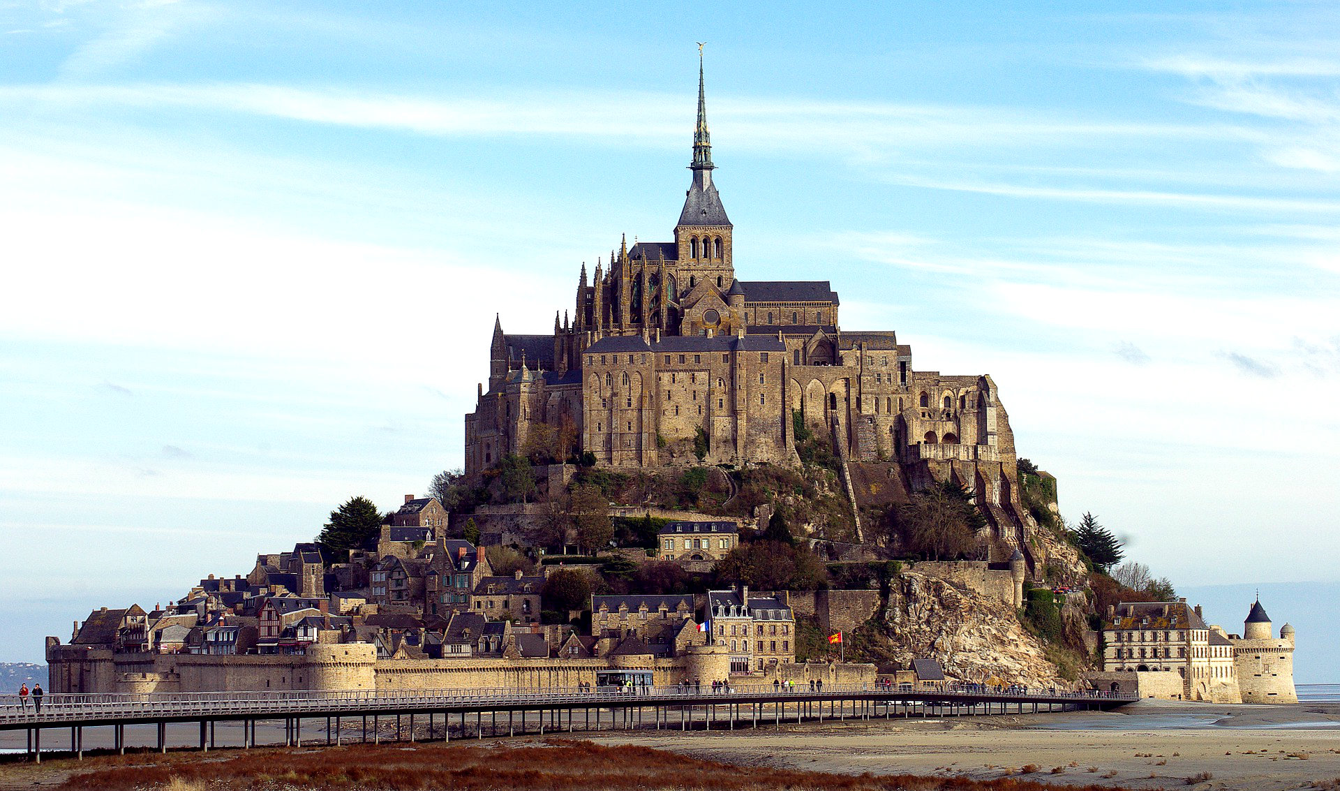 Saint michel normandia francia