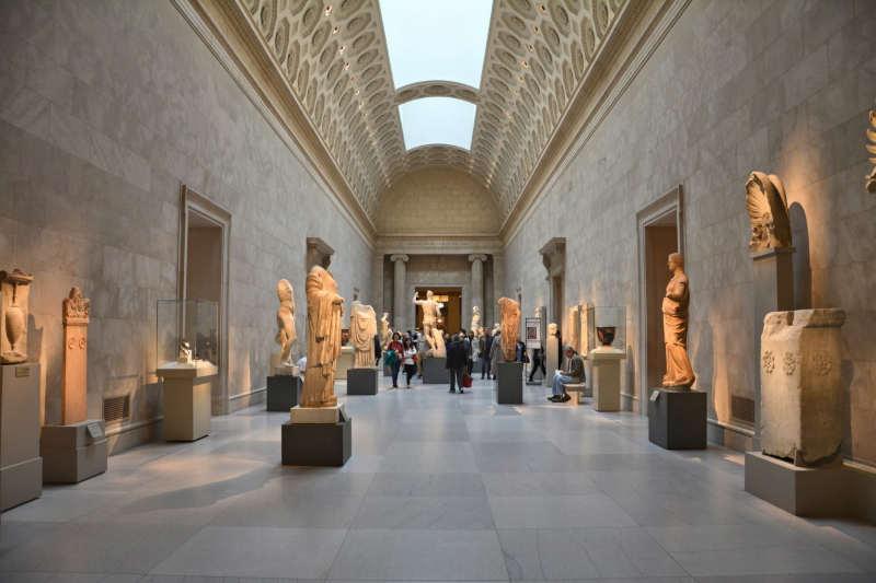Museo Metropolitano Arte - lugares para visitar en new york