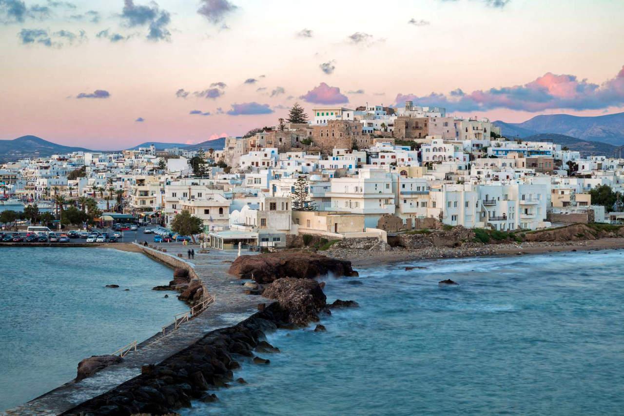 viajar grecia agosto