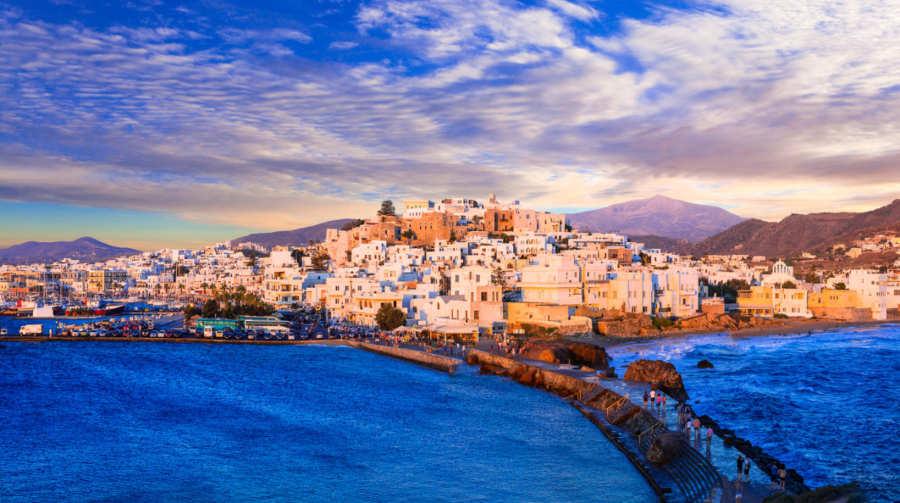 Naxos - islas cicladas grecia