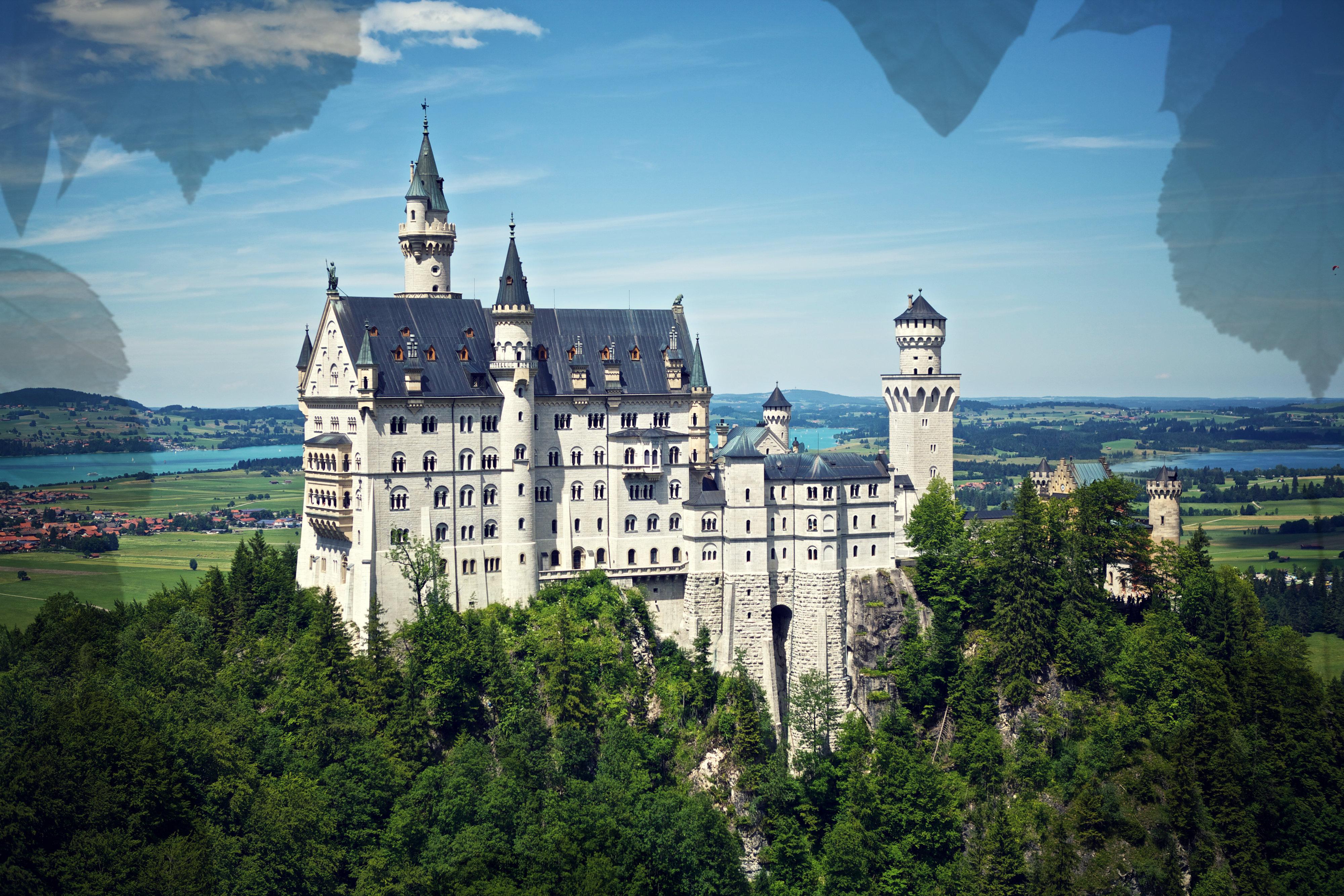 Neuschwanstein Castle Alemania