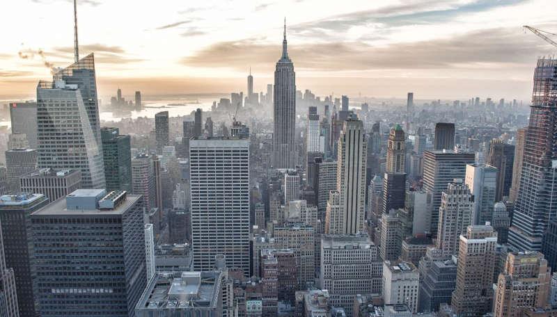 Nueva York - destinos para viajar en invierno