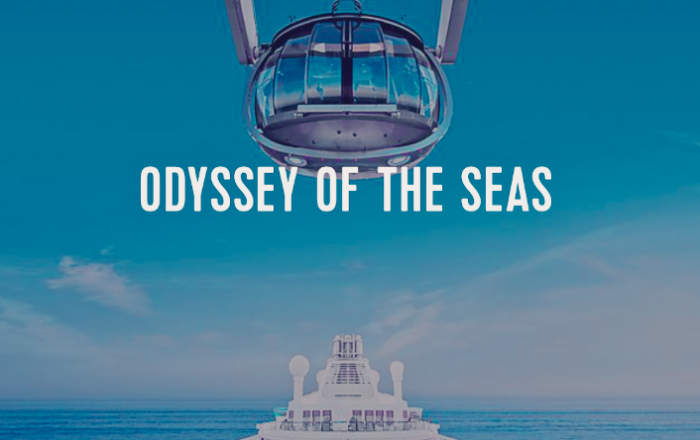 Odyssey of the Seas - cruceros familiares 2020