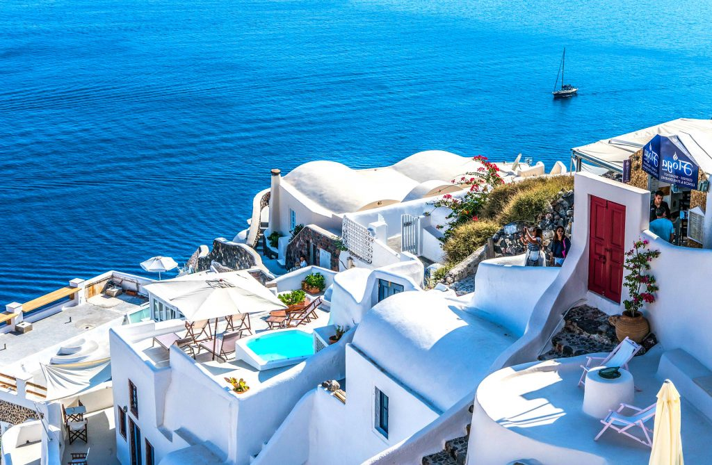 Oia-Grecia