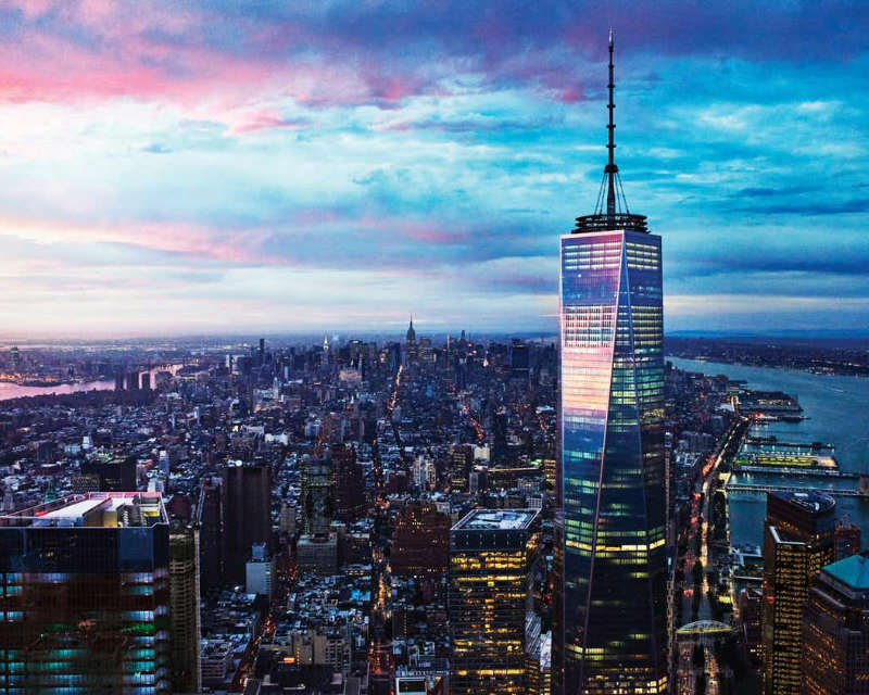 One World Observatory - lugares turisticos nueva york
