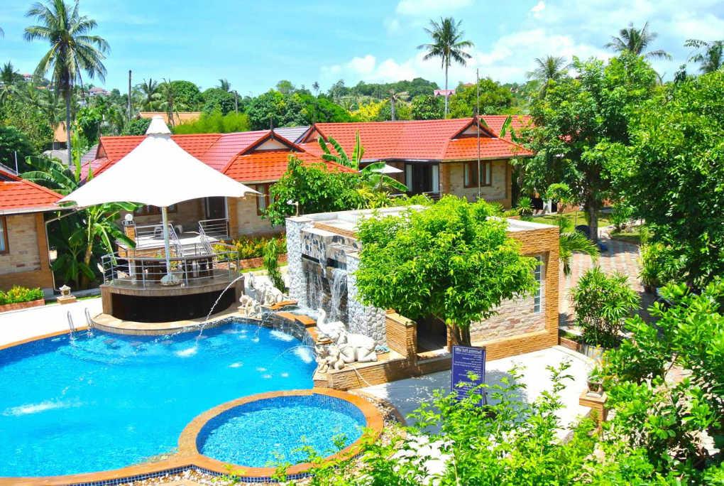 itinerario tailandia alojamiento choeng mong