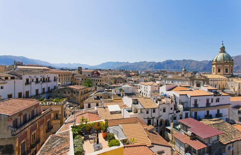 Palermo - destinos baratos europa