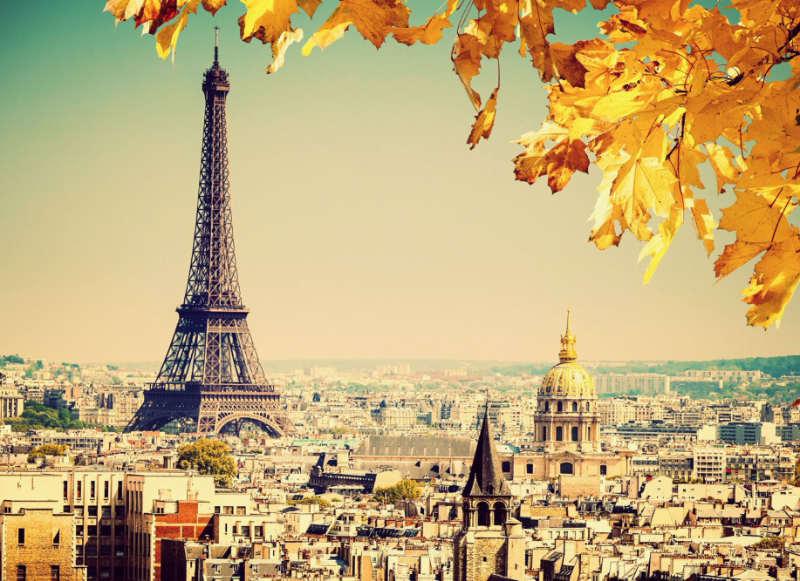 Paris - ciudades mas bonitas en el mundo