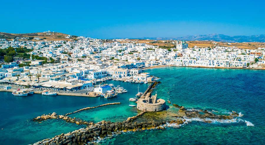 Paros - islas cicladas de grecia