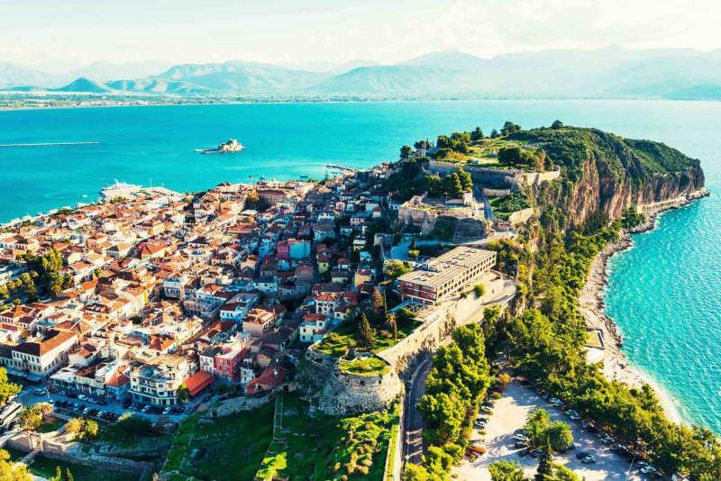 Peloponeso - donde viajar barato europa