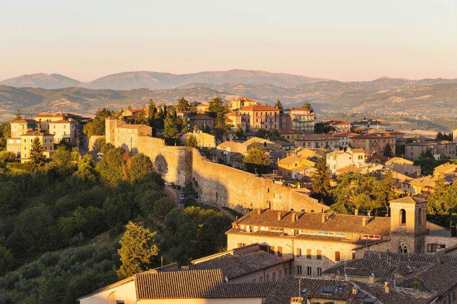 Perugia octubre