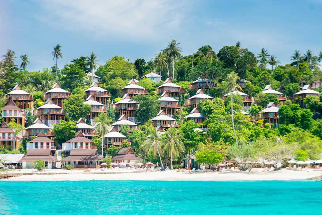 alojamiento phi phi tailandia