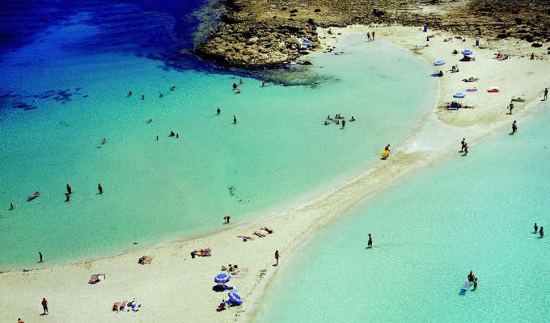 Playa Nissi - Chipre