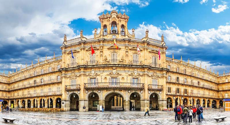 Plaza Mayor de Salamanca - que ver en españa