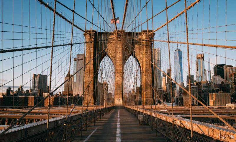 Puente de Brooklyn - atracciones turisticas nueva york