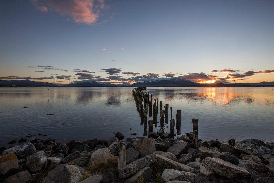 Puerto Natales - paisajes mas bonitos del mundo