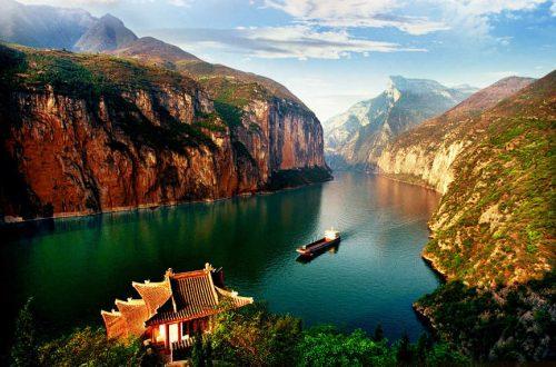 Río Yangtze - rios mas largos del mundo1