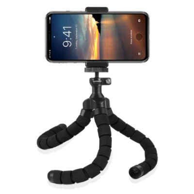 tripodes para móviles