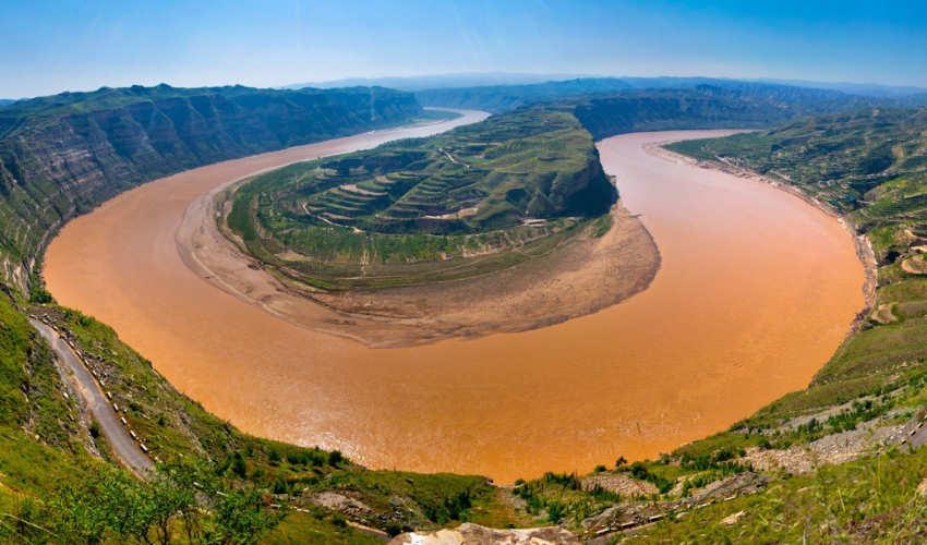 Rio Amarillo - rios mas largos del mundo