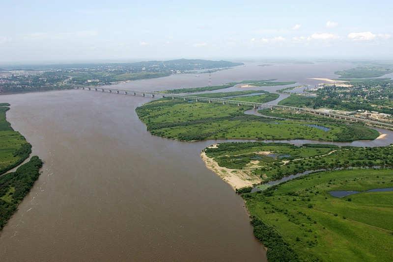 Rio Amur - rios mas largos del mundo