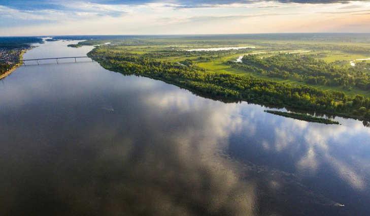 Rio Obi - rios mas largos del mundo