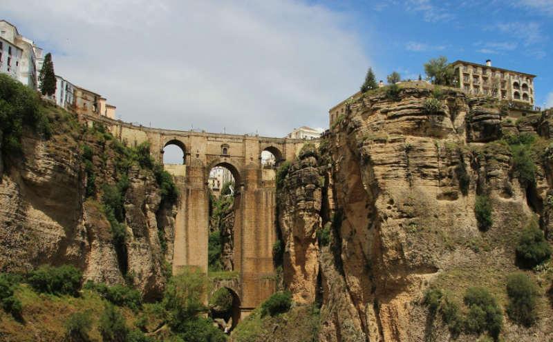Ronda - lugares turisticos españa