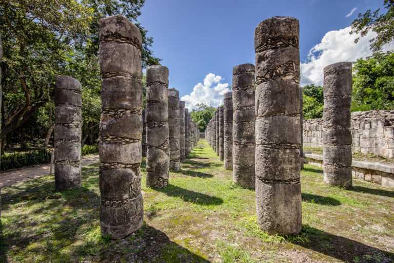 Ruinas de Chichen Itza 3