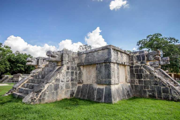 Ruinas de Chichen Itza 4