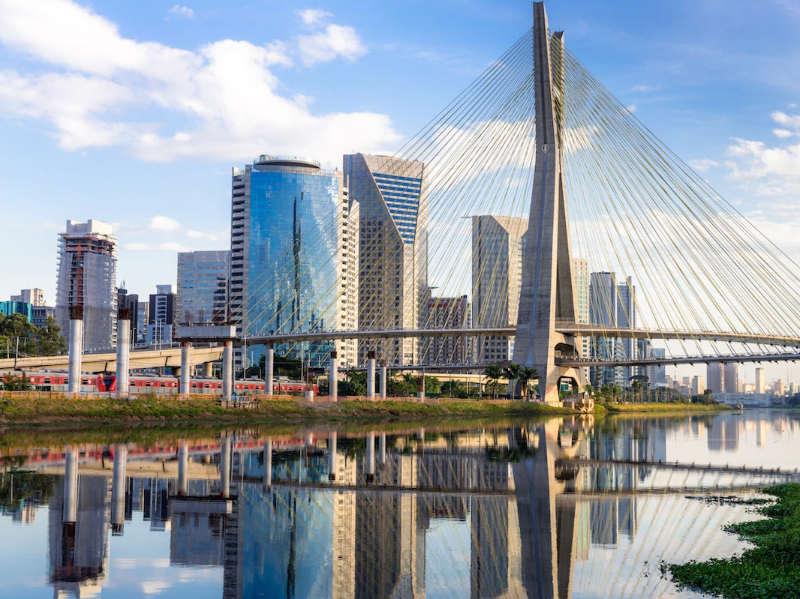 São Paulo Brasil - donde viajar en primavera