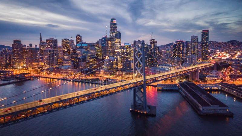 San Francisco - donde viajar en otoño