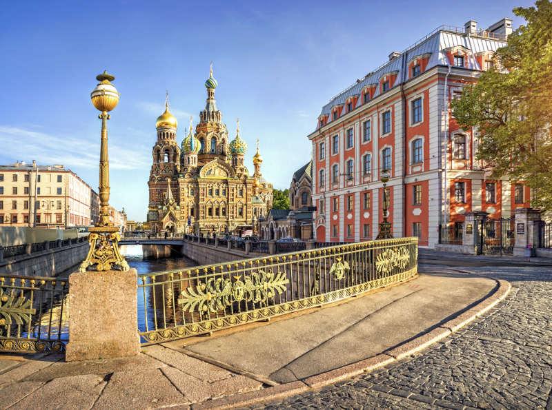 San Petesburgo - ciudades mas bonitas del mundo