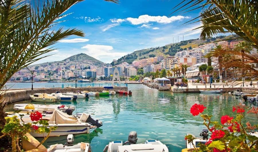 Saranda - albania destinos baratos europa