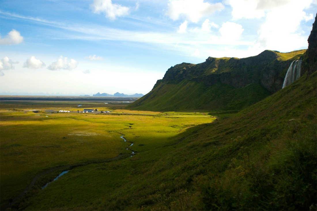 Seljalandsfoss - paisajes mas hermosos del mundo