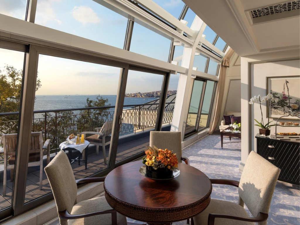 Shangri-La Bosphorus-Istanbul - hoteles mas caros del mundo