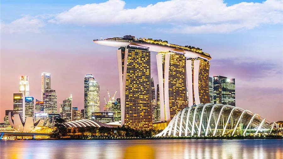 Singapur - donde viajar en febrero
