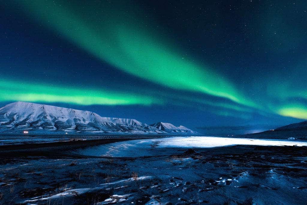 mejor lugar para ver aurora boreal