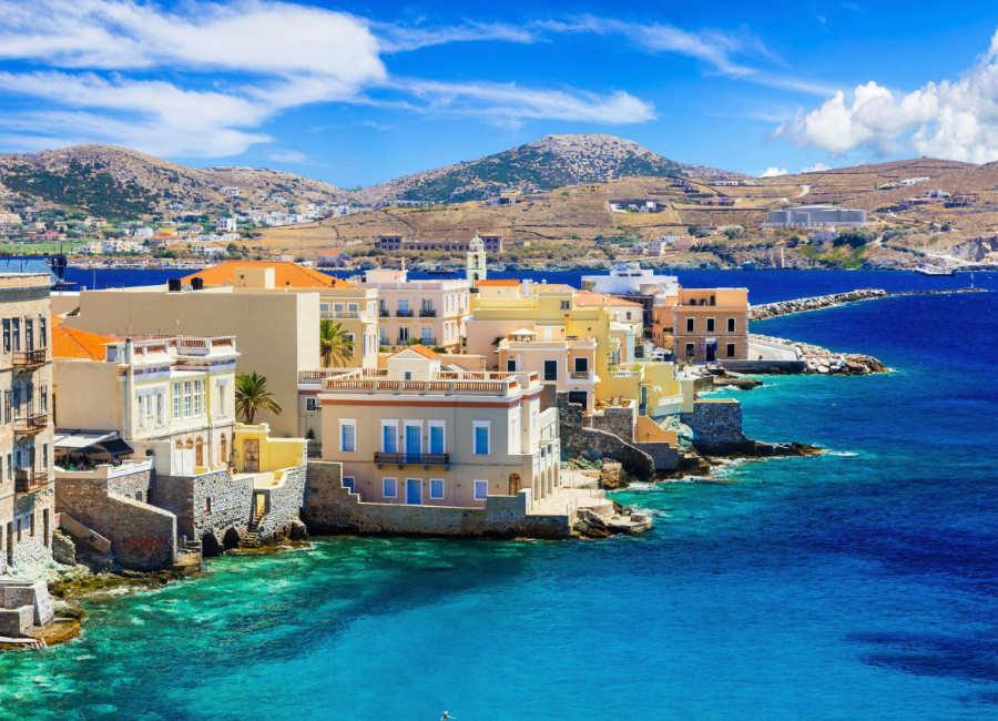 Syros - islas cicladas grecia