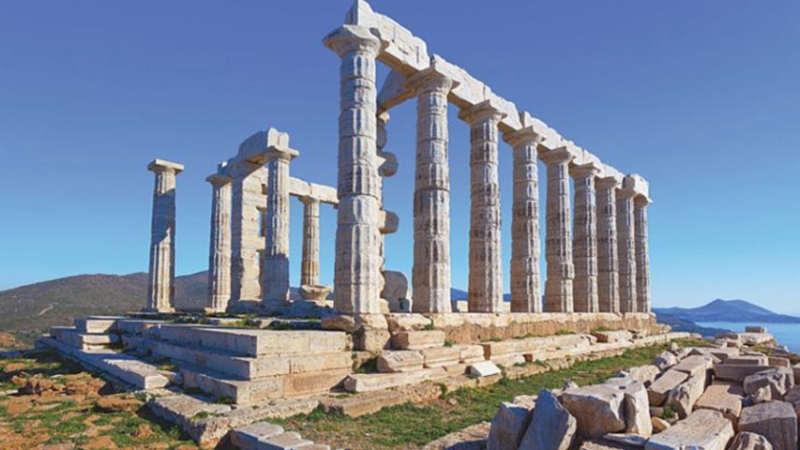 Templo de Artemisa - maravillas del mundo antiguo