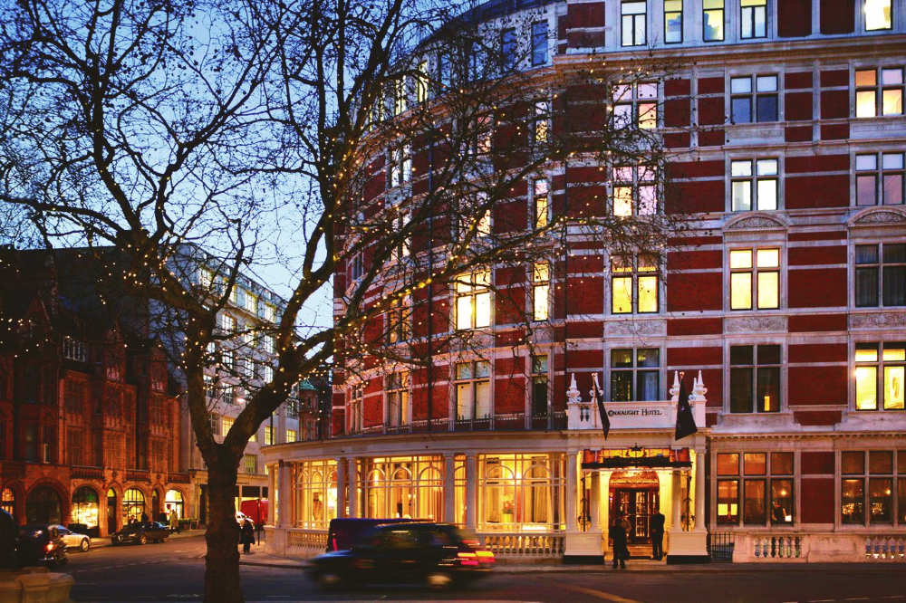 The Connaught - hoteles mas caros del mundo
