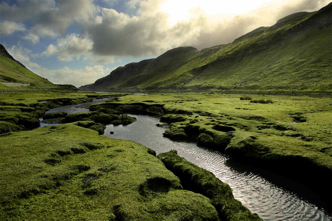 Tierras Altas de Escocia - paisajes mas hermosos del mundo